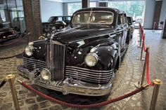 Stalin's personal car: ZIS-110, 1949 version - Dark Roasted Blend