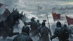 ArtStation - Attrition Warfare, CONCEPT 4