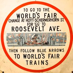 Subway map, World's fair and Maps on Pinterest