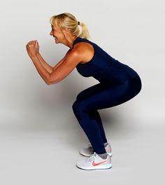 Charlotte Bircow favoritøvelser til mave, balder og lår - ALT. Fitness Routines, Fitness Tips, Fitness Motivation, Health Fitness, Fun Workouts, At Home Workouts, Health Practices, Senior Fitness, Yoga Gym
