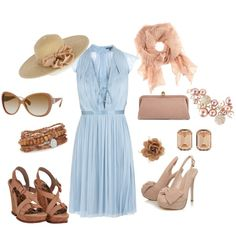 Spring Wear ~ Day to Night, created on Polyvore