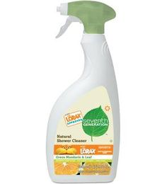 If every household in the U.S. replaced just one bottle of 32oz. shower cleaner containing chlorine bleach with our 32oz. plant-derived and hydrogen peroxide-based product, we could prevent 1.1 million pounds of chlorine from entering our environment.