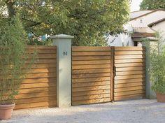 10 Best Portails Images Driveway Gate Front Gates Fence Gate