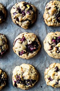 These cookies are pretty darn great and are perfect for the holiday season (and all winter long if you ask me!) Theycome together fairly quickly even though you're making your own chocolate cranberry bark. Instead of butter these are made with coconut oilso they're dairy free for all my lactose intolerantfriends out there. I actually …