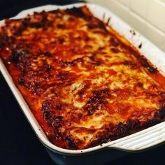 Sunday lasagne makes the family happy [3025x3024] http://ift.tt/2AGBy0X