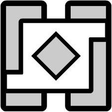 resultados de la bsqueda de imgenes geometry dash icon plantilla yahoo search - Geometry Dash Icon Coloring Pages