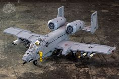 A-10 Fully Armed | by Daniel Siskind