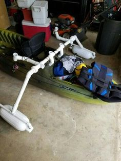 When you go for kayaking, you have to need many things and gear. There are a lot of gear and parts of a kayak. All the Accessory are most important. Some Accessory are used for safety and some of them are used for better kayaking and fishing. Kayak Fishing Gear, Kayak Fishing Accessories, Kayak Camping, Canoe And Kayak, Bass Fishing, Kayak Cart, Boat Accessories, Fishing Stuff, Camping Accessories