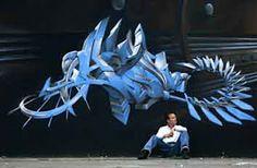 Graffiti Designs, Graffiti Artwork, Graffiti Drawing, Graffiti Styles, Graffiti Alphabet, Graffiti Lettering, Graffiti Artists, 3d Street Art, Tatoo