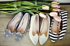 Perfect pointy toe flats