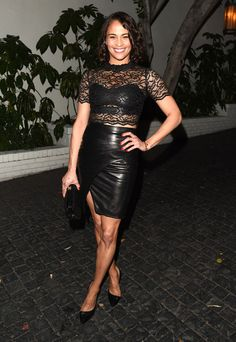 Paula Patton Photos Photos - Actress Paula Patton attends the W Magazine celebration of the 'Best Performances' Portfolio and The Golden Globes with Audi and Dom Perignon at Chateau Marmont on January 7, 2016 in Los Angeles, California. - W Magazine Celebrates the 'Best Performances' Portfolio and the Golden Globes with Audi and Dom Perignon - Arrivals