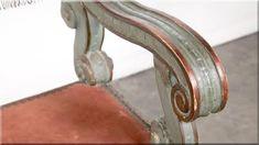 Karfás szék Cuff Bracelets, Diy, Vintage, Jewelry, Antique Furniture, Jewlery, Bricolage, Jewerly, Schmuck