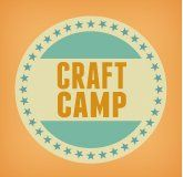 Skip to My Lou Craft Camp: 30 blogger projects in 30 days