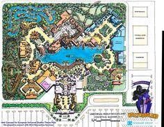Universal Studios UK theme park