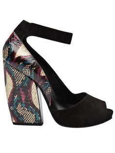 Pierre Hardy Platform Shoes