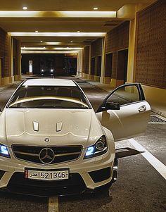 The latest model of Mercedes-Benz AMG black series. Mercedes Benz C63 Amg, Mercedes Benz Trucks, Mercedes Benz Cars, Audi, Porsche, Bmw, Lamborghini, Ferrari, Ford Raptor
