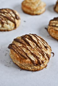 Almond Joy Scones.  @Bryn Bird Walsh these look like something you should try too!