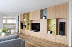 Nyfelt og Strand Interiørarkitekter, enebolig Asker, spesialinnredning