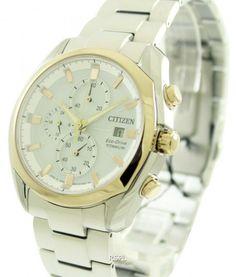 Citizen Men Eco-drive Japan Made Chronograph Sapphire Titanium for sale online Rolex Watches, Watches For Men, Citizen Eco, Watch Sale, Watches Online, Michael Kors Watch, Gold Watch, Chronograph, Bracelet Watch