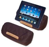 an ipad holder. DIY bc I wouldn't want it full of buckwheat. :)