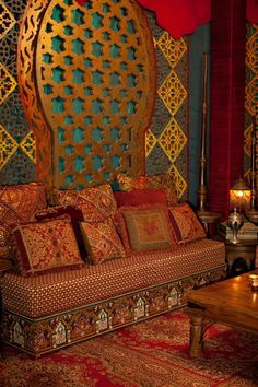 moroccan style.