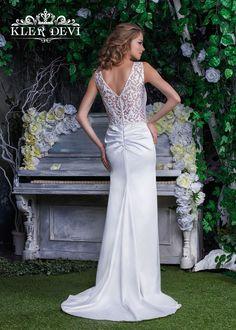 Свадебное платье Kler Devi Mia Bella Collection Marilyn