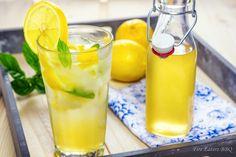 Foto - Erfrischender Zitronensirup