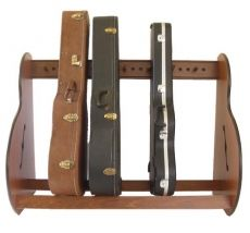 This is the Studio™ Standard Guitar Case Rack version available for sale at http://www.guitarstorage.com/shop/studio-standard-guitar-case-rack/.