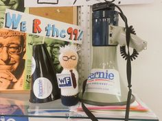 We Love #BernieSanders and are riding the #Bernie2016 train