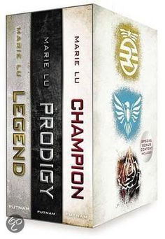 The Legend Trilogy - Marie Lu