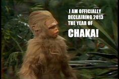 2013 -- The Year of Chaka.