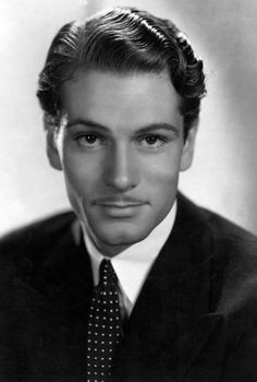 Sir Laurence Olivier, actor to win the Best Actor Oscar. Olivier is considered to have been one of the greatest actors of the century.