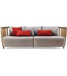 Swing Ethimo Sofa OUTDOOR OPTION