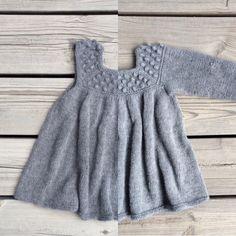 Roxy Dress - English pattern