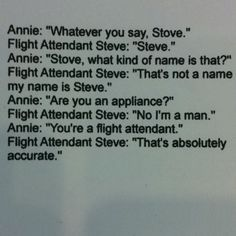 one of my favorite parts of the movie Bridesmaids =)