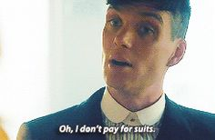 pb cillian muhy peaky blinders tommy shelby bitch pls levels of sass