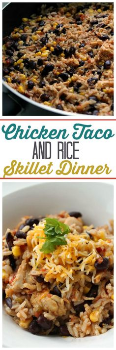 Just pour everything in, bring it to a boil...simmer for twenty minutes and you have a healthy delicious dinner the whole family will love. ~ http://reallifedinner.com