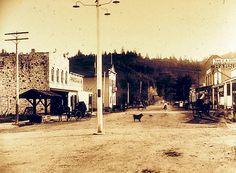 Calistoga around 1900
