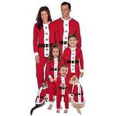 cd6b669b16 Moberlin Famiglia Natale Babbo Natale Pigiama - Adulto Donne Uomo Bambini  Ragazzi Ragazze Pjs Biancheria da Notte Famiglia Matching Pants Suit  #pigiamini ...