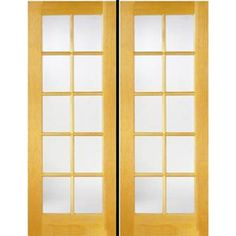 Lowes French door