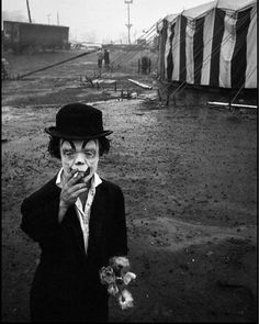 MonoVisions Presents - Jimmy Armstrong, The Palisades, New Jersey, 1958 © Bruce Davidson / Magnum Photos www.monovisions.com #monovisions #blackandwhite #monochrome #BruceDavidson #photography #JimmyArmstrong #portrait