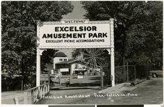 Excelsior Amusement Park Entrance