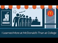 Prager U: I Learned More at McDonald's Than at College   Truth Revolt