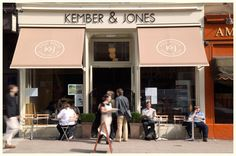 Kember & Jones Fine Food Emporium (Deli - Café at Glasgow) Glasgow Pubs, Glasgow Restaurants, Glasgow Scotland, England And Scotland, Edinburgh, Bakery Cafe, Deli Cafe, Cafe Me, Cafe Restaurant