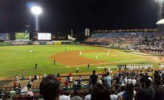 > #Jaraguenses desde la #SerieDelCaribe2016 en donde el Estadio está vacío https://www.instagram.com/p/BBTfozXmOtV/