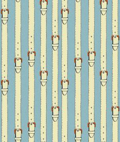 belt stripe fabric design by mummysam, via Flickr