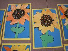 Artolazzi: Sunflower Paintings