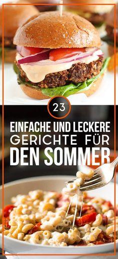 23 super leckere Gerichte, die Du schnell zubereiten kannst
