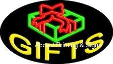 Gifts Flashing Handcrafted Real GlassTube Neon Sign