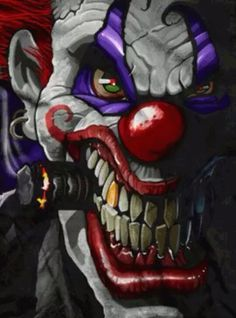 Tattoos Discover Awesome Killer Clown Cartoon Artwork horror by Graffiti Art Graffiti Wallpaper Skull Wallpaper Gas Mask Art Joker Wallpapers Joker Art Evil Clowns Creepy Clown Airbrush Art Gas Mask Art, Masks Art, Graffiti Wallpaper, Skull Wallpaper, Cartoon Kunst, Cartoon Art, Fantasy Kunst, Fantasy Art, Joker Kunst